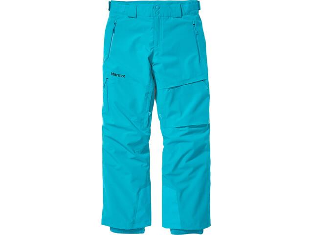 Marmot Layout Cargo Pantaloni Isolanti Uomo, enamel blue